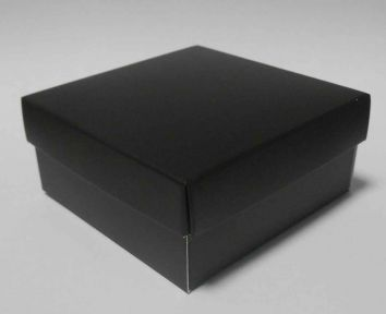 Коробка черная 70Х70Х30