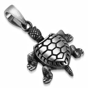 Кулон морская черепаха 316 Steel