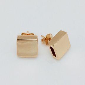 Серьги гвоздики женские Fallon Jewelry