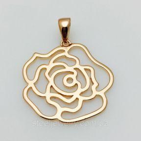 Кулон цветок Fallon Jewelry