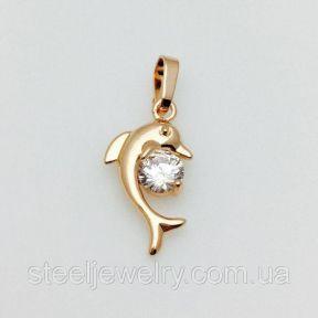 Кулон c дельфином Fallon Jewelry