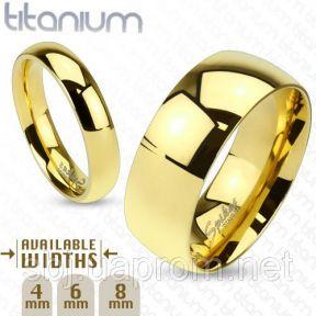 Кольцо обручальное титановое Spikes (США)