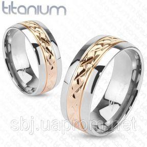Кольцо титан Spikes (США) SRT3700