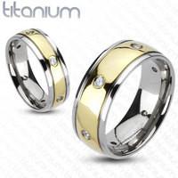 Кольцо титановое Spikes (США) SRT3030