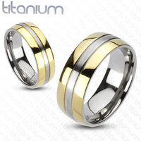 Кольцо титановое Spikes (США) SRT3042