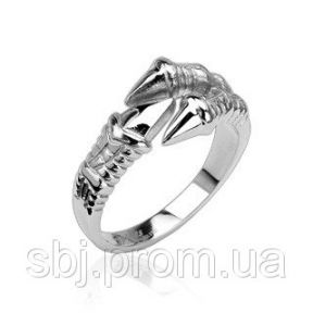 Мужское кольцо коготь дракона Spikes (США)