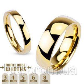Обручальное кольцо из нержавеющей стали 316L Spikes (США) SR002