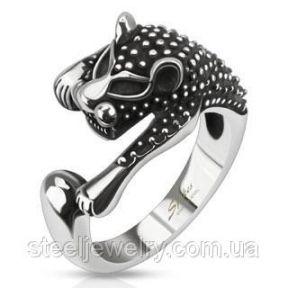 Кольцо пантера Spikes