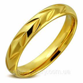 Обручальное кольцо 316 RRR328