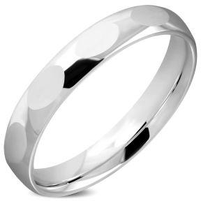 Обручальное кольцо из ювелирной стали 316 Steel